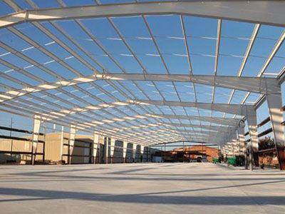 AL-Steel Construction Kapanon industrial 1