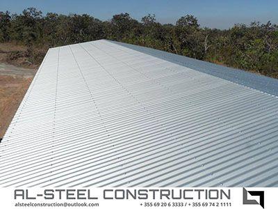 AL-Steel Construction Panel Sandwich