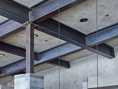 AL-Steel Construction Shtese kati me strukture metalike 3