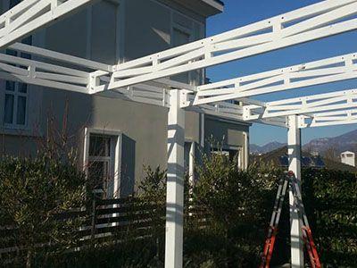 ALSteel Construction Tende metalike 2