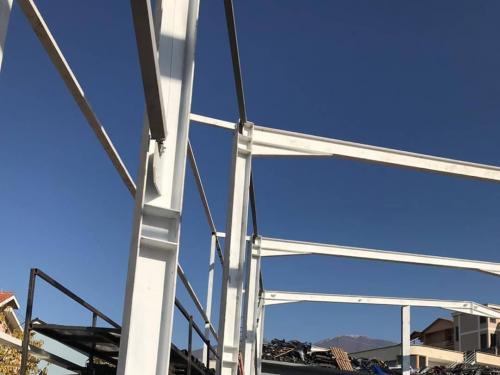 BKapanon  Industrial - Tirane